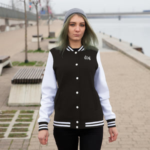 The Drip Women's Varsity Jacket