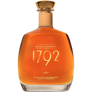 1792 Single Barrel Kentucky Straight Bourbon Whiskey - CaskCartel.com
