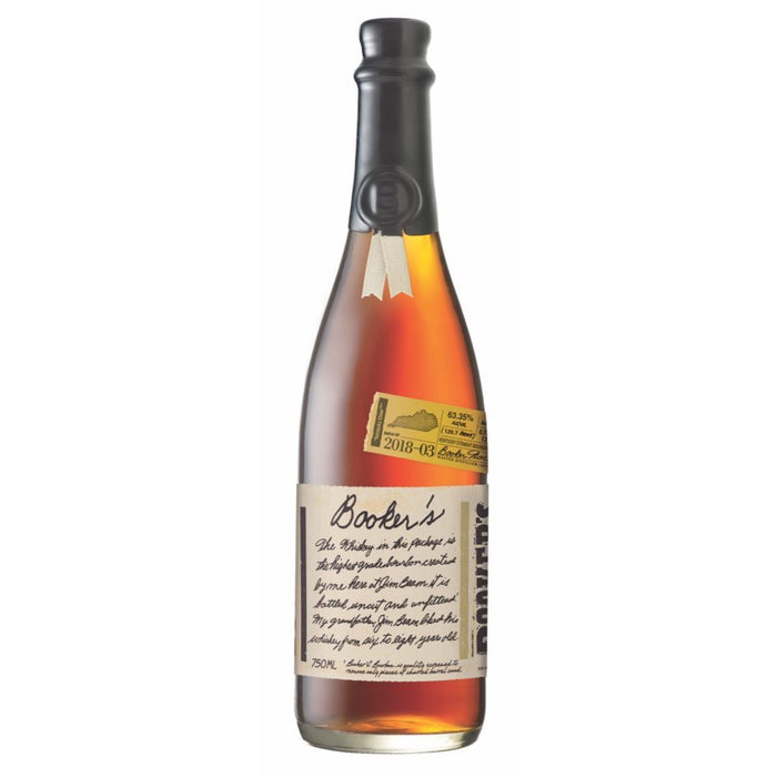 Booker's Batch 2018-03 Kentucky Chew Whiskey