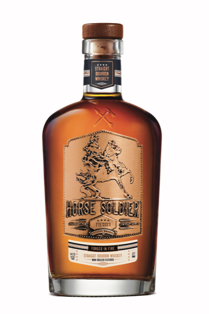 Horse Soldier Straight Bourbon Whiskey - CaskCartel.com