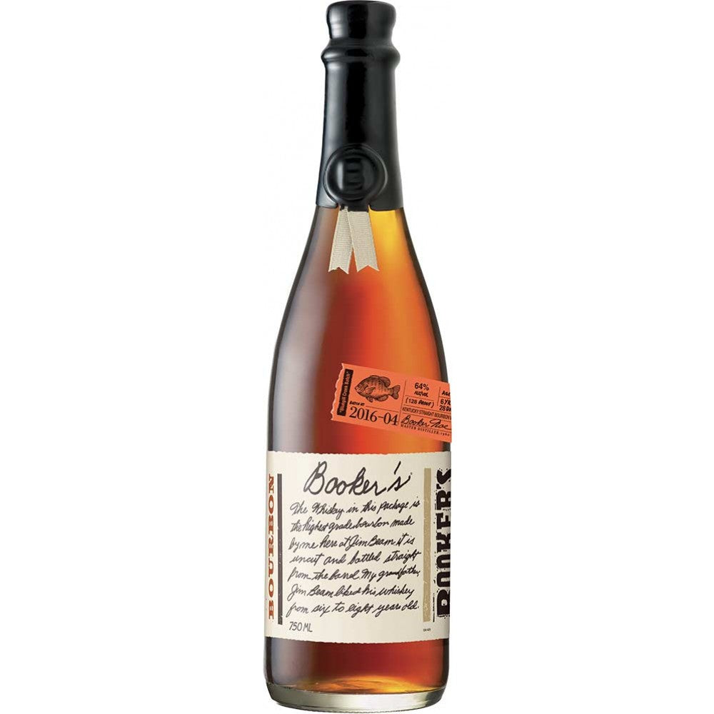 Booker's Bluegill Creek Batch Small Batch Cask Strength Bourbon Whiskey - CaskCartel.com