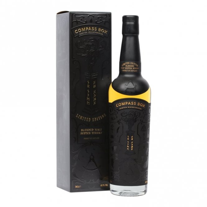 Compass Box No Name Limited Edition Blended Scotch Whiskey - CaskCartel.com