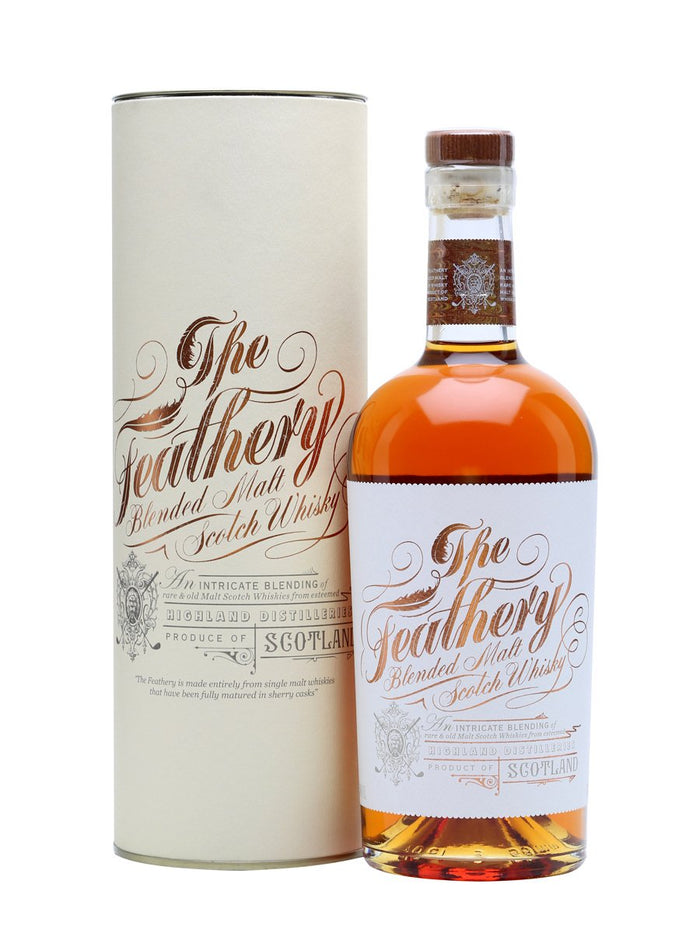 The Feathery Blended Malt Whisky