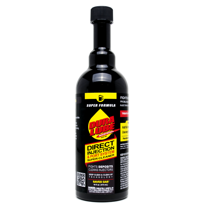Direct Injection & Port System Super Cleaner - 16 oz. - DuraLube