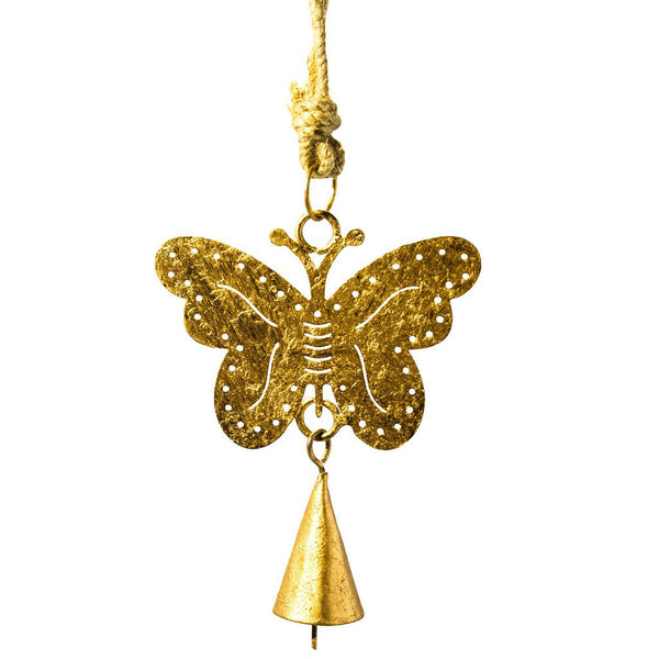 Butterfly Cutout Chime