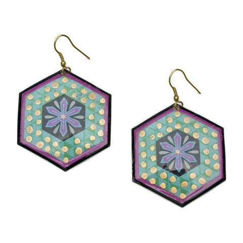Bollywood Earrings - Tulsi