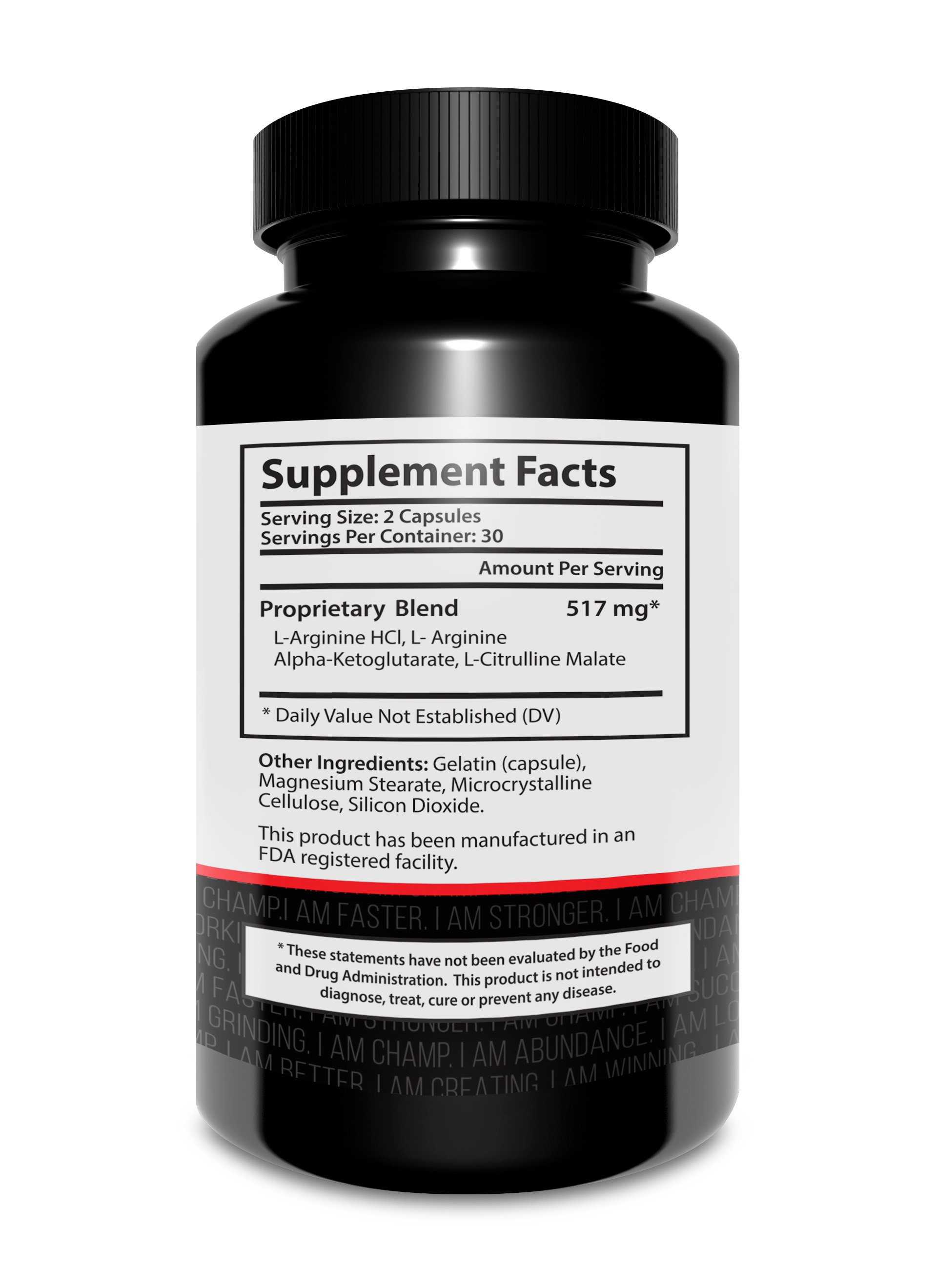 Champ NO2 Nitric Oxide Booster