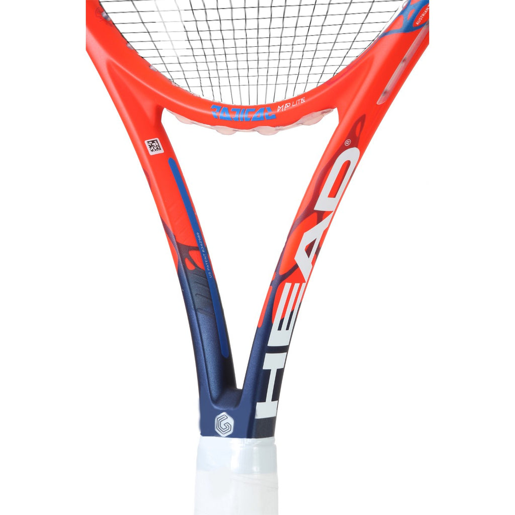 Raqueta de tenis Hed Graphene Touch Radical MP Lite
