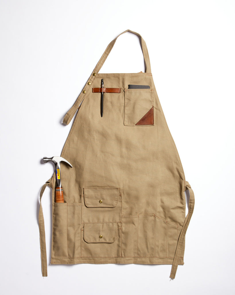 Red Clouds Collective Apron Tool Roll