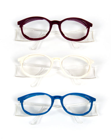 Oberon American Image Safety Spectacle Blue