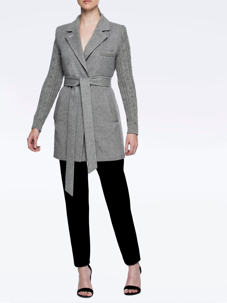Françoise Short Coat