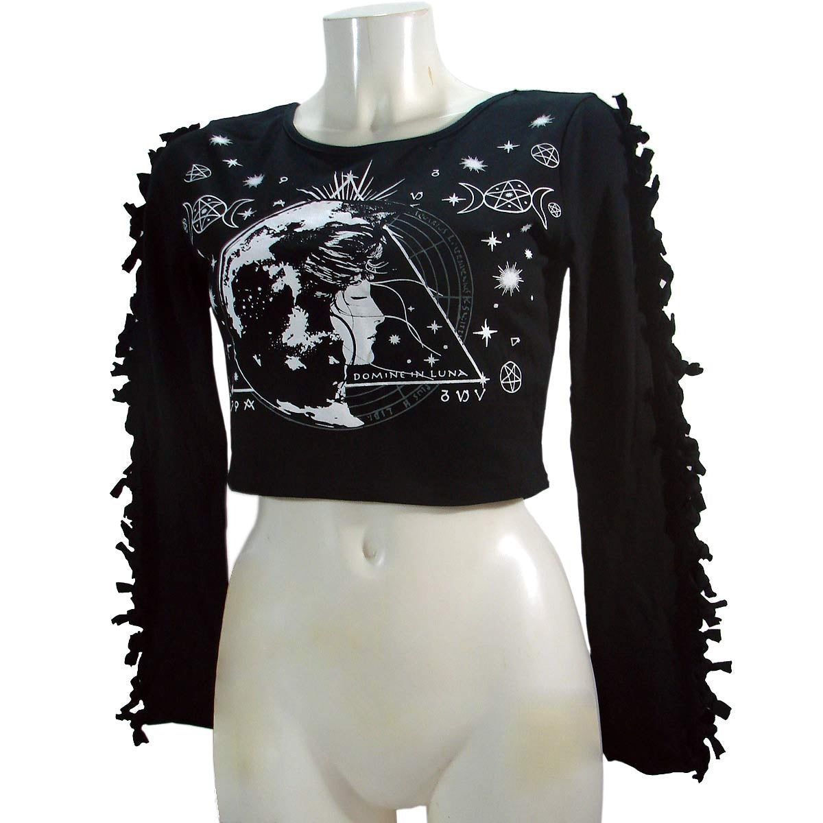 JawBreaker Ocult Long Sleeve Crop TopAnother Way of Life