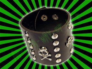 Bracelet with Skulls and beaks roundAnother Way of Life