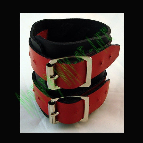 Handmade Leather Bracelet 2 StrapAnother Way of Life