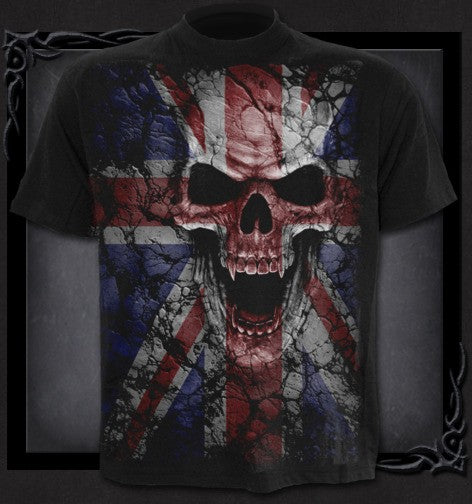 Union Wrath - T-Shirt Black Another Way of Life