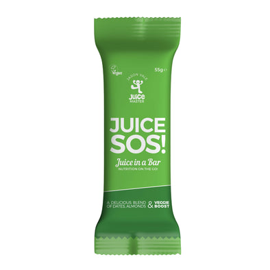 Juice SOS! Veggie Boost Juice in a Bar