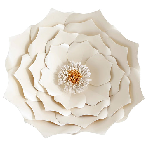 Paper Flower for weddings, baby shower, quinceanera, sweet sixteen, nursery, home decor