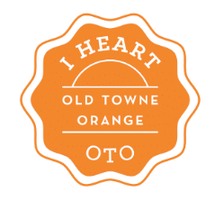 I Heart Old Towne Orange