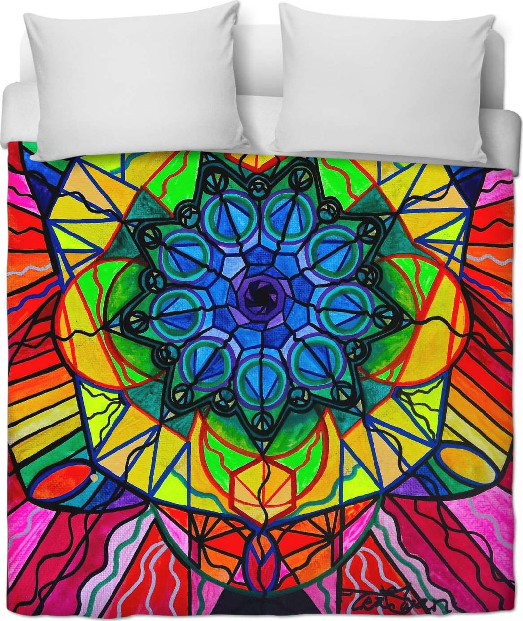 Creativity - Duvet Cover