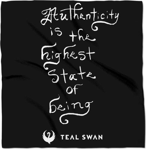 Authenticity Is Quote - Bandana
