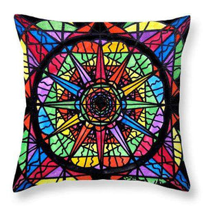 Conviction  - Throw Pillow