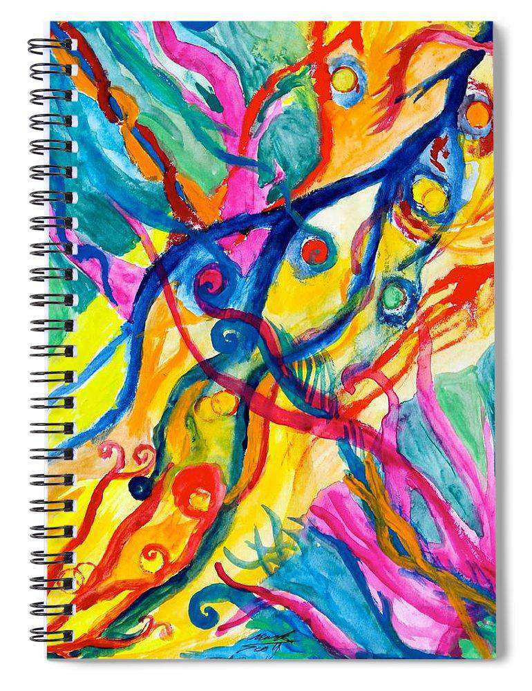 The Nature Of Sex - Spiral Notebook