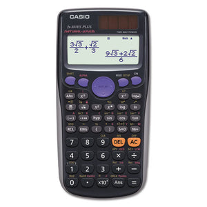 ESCSOFX300ESPLUS - Fx-300esplus Scientific Calculator, 10-Digit, Natural Textbook Display, Lcd