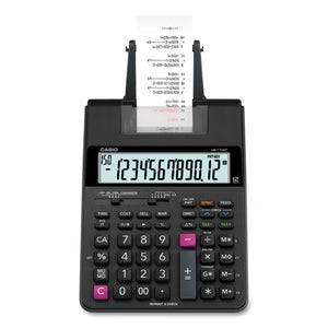 ESCSOHR170RC - HR170R PRINTING CALCULATOR, 12-DIGIT, LCD