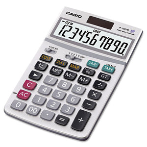 ESCSOJF100BM - Jf100ms Desktop Calculator, 10-Digit Lcd