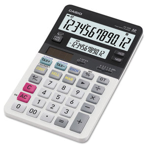 ESCSOJV220 - Jv220 Dual Display Desktop Calculator, 12-Digit Lcd
