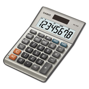 ESCSOMS80B - Ms-80b Tax And Currency Calculator, 8-Digit Lcd