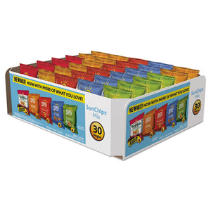 ESLAY67652 - Variety Mix, 1.5 Oz Bags, 30 Bags Per Box