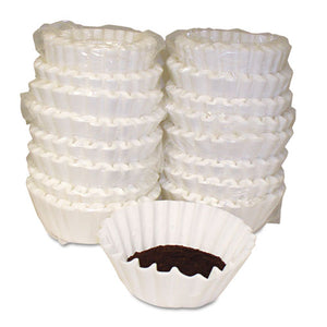 ESMLA620014 - Coffee Filters, Paper, Basket Style, 12 To 15 Cups, 800-carton