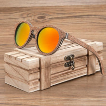 Load image into Gallery viewer, Cat Eye Cork Frame Sunglasses - Meraki Cole Company