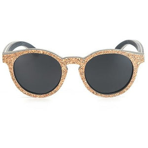 Cat Eye Cork Frame Sunglasses - Meraki Cole Company