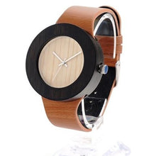 Load image into Gallery viewer, Complete Bamboo Wooden Watch - Meraki Cole Company