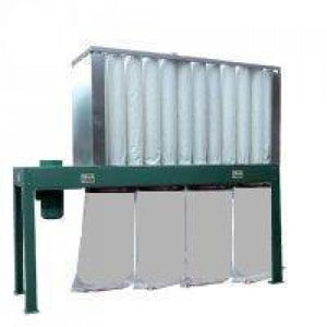 Aries Dust Extractor AD4EA Multi Filter 4 Bags