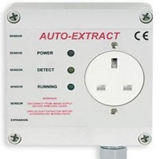 auto extraction unit 13 amp