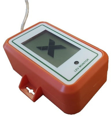 monitair air flow indicator digital chevron