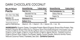 Coconut Cashew and Dark Chocolate Coconut Mini Bars (Pouch of 8) - The GFB - The Gluten Free Bar