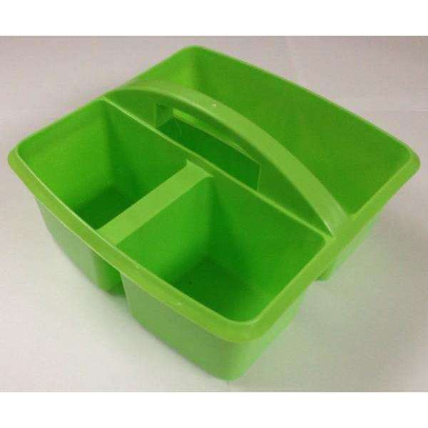 Classroom Table Storage Caddy - Lime Green