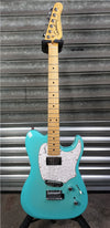 Godin Session Custom 59 Coral Blue