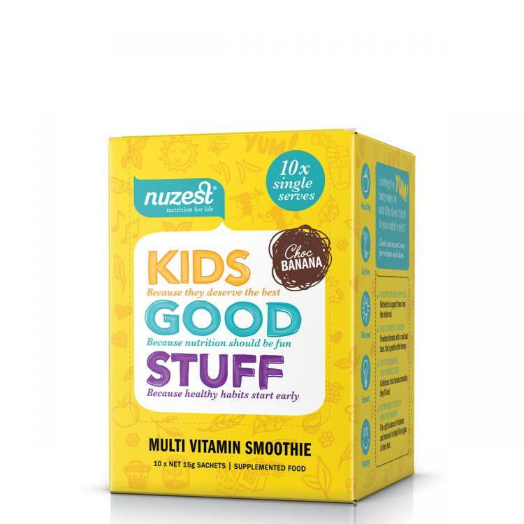 Nuzest: Kids Good Stuff - Choc Banana