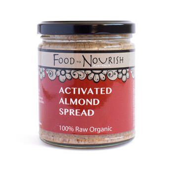 Food To Nourish: Nut Butter - Activated Almond