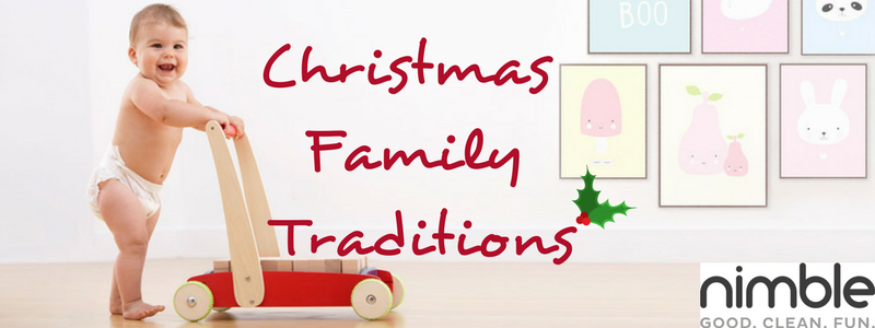 Christmas Traditions of New Families