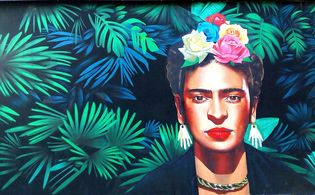 Frida Kahlo: From Body Shame To Personal Style