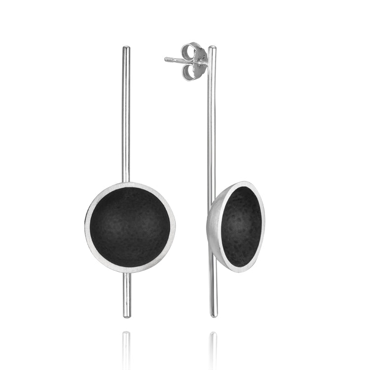The Minimalist Drop Earrings