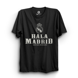 HS- HALA MADRID (BLACK-WHITE)