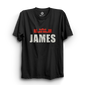 HS- JAMES (BLACK-RED)