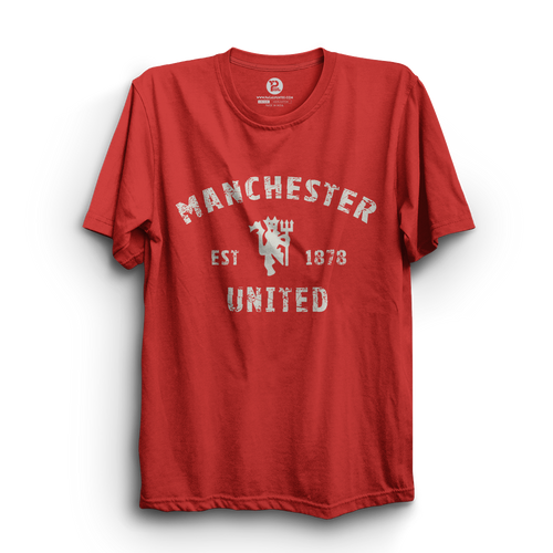 HS- MANCHESTER EST 1878 (RED-WHITE)